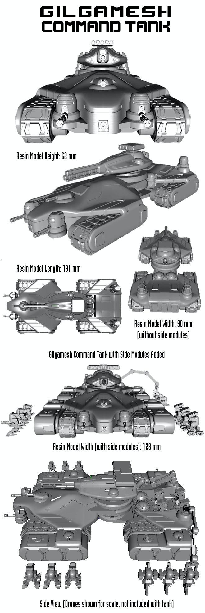 Gilgamesh 3d Model Images.