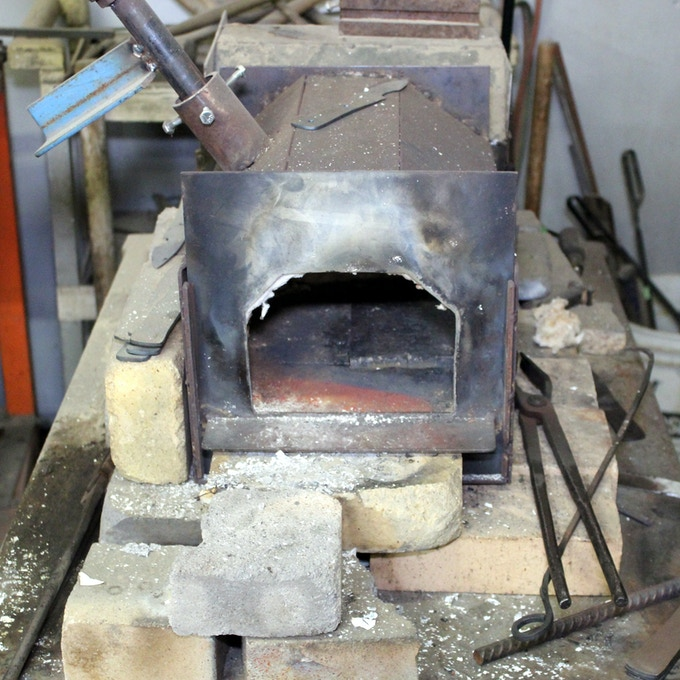 A Blacksmithing Shop For Everyone By Hank Kickstarter