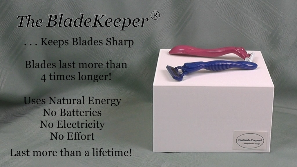 Project image for The BladeKeeper® ... keeps blades sharp!™ (Canceled)