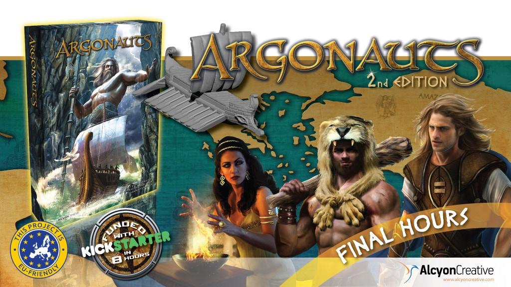 Argonauts: 2nd Edition project video thumbnail