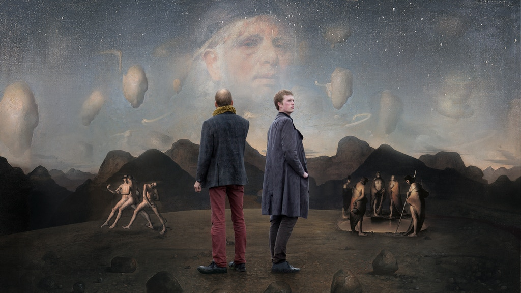 The Hunt of Odd Nerdrum project video thumbnail