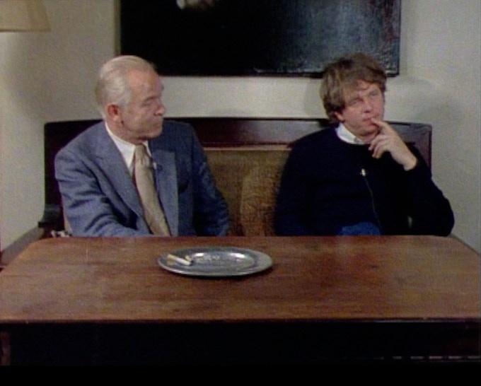 Joseph Grimeland and Odd Nerdrum in an interview (1980)