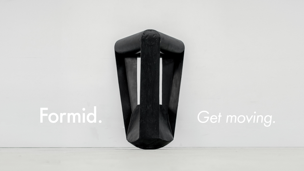 Formid Seat | The first made-to-measure, active seat. project video thumbnail