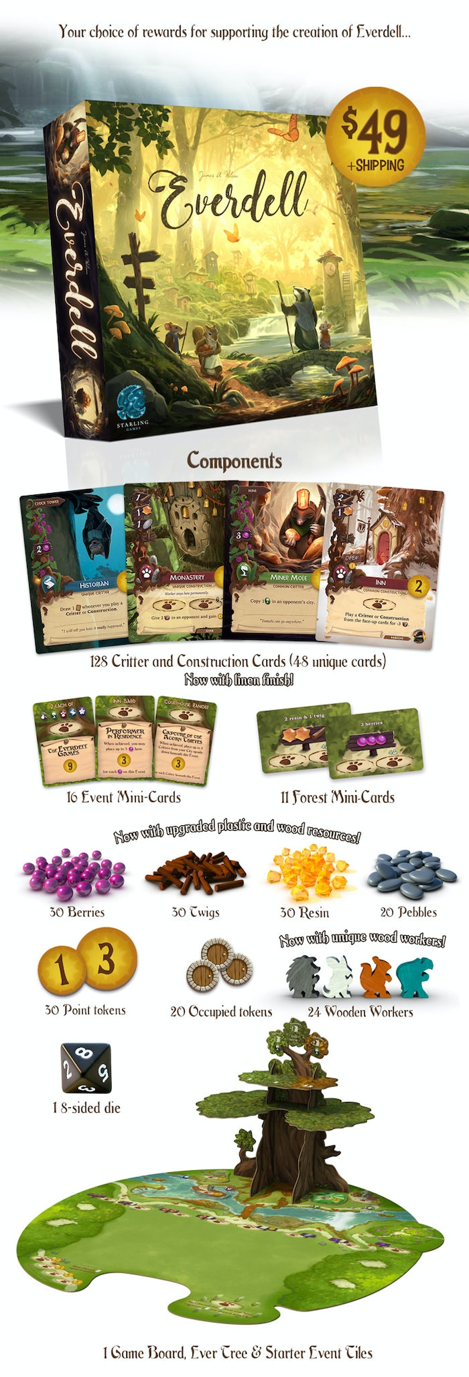 05f92fb25b Everdell: A Beautiful Board Game of Cards and Critters by Game ...