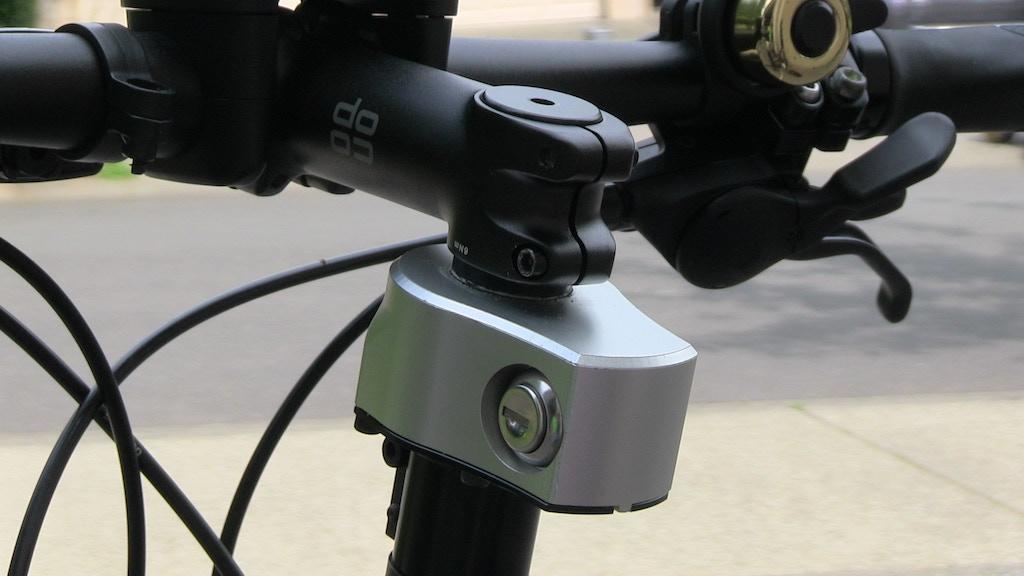 Quick Stop Bike Lock