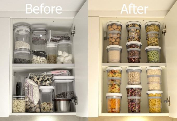 Case Study #1: Kitchen Cabinets. Brooklyn, New York.