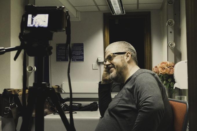 Phill Jupitus interview, October 2017