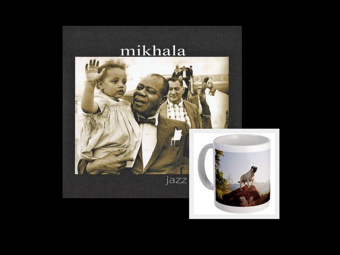 COFFEE MUG & JAZZ DVD