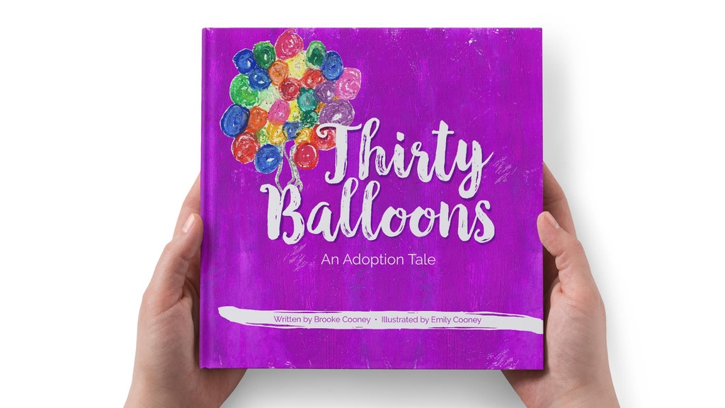 Thirty Balloons project video thumbnail
