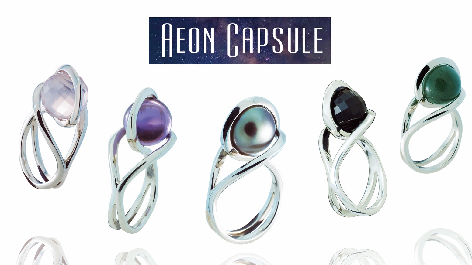 Aeon Capsule - Your Ring Your World