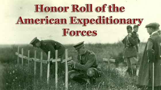 the american expeditionary forces and world The satchel and a sample of its contents imagine you purchased a box of used books and found buried within a tattered satchel dating from the first world war.