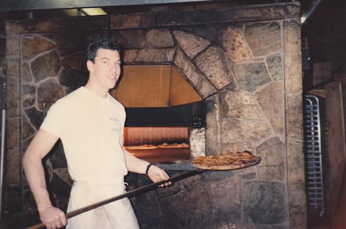 Modern owner Bill Pustari in 1989