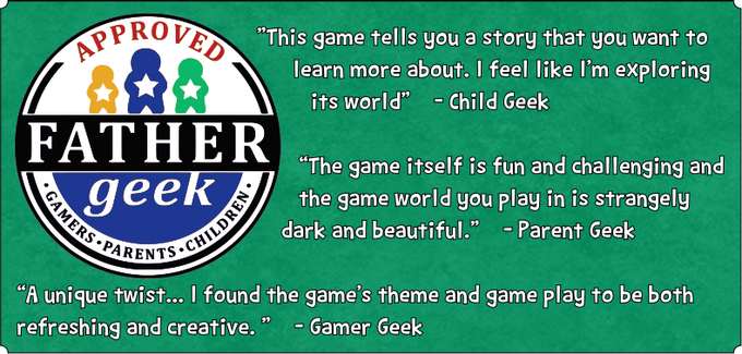 Click here to read Father Geek's full review.