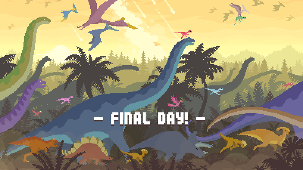 The Dino Run 2 Exploratory Campaign project video thumbnail