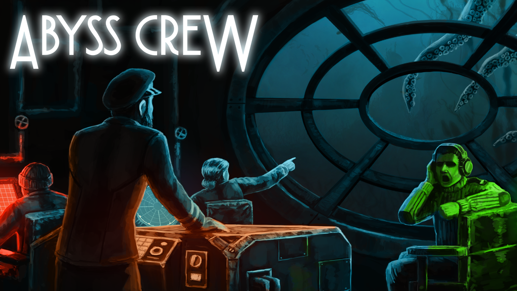 Abyss Crew: A Co-op Submarine Game