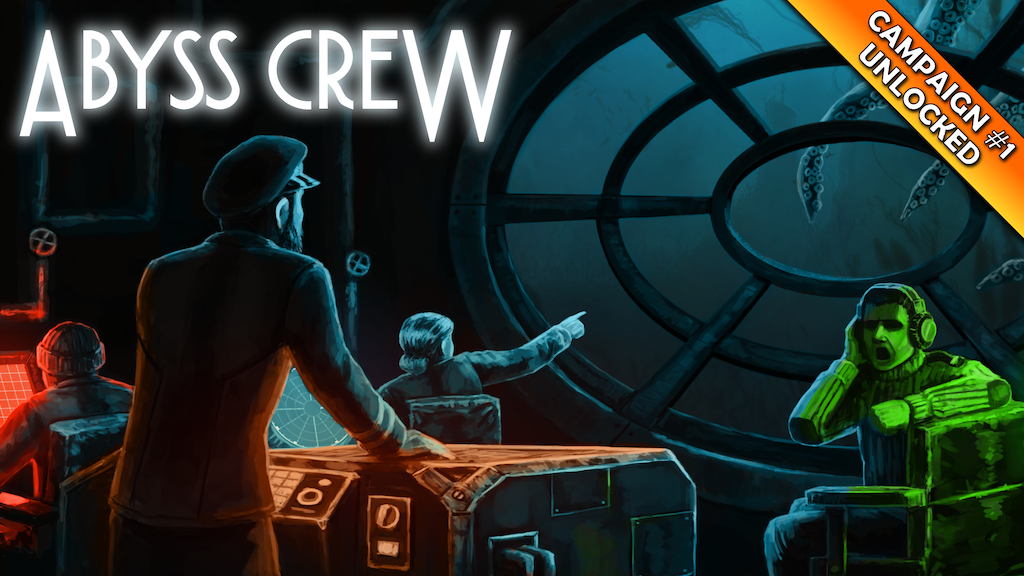 Abyss Crew: A Co-op Submarine Game project video thumbnail