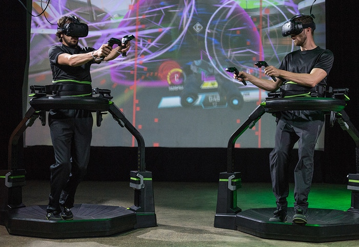 fa4ae6d4ce8a The Omni is the leading platform for multiplayer VR at entertainment  centers around the globe.