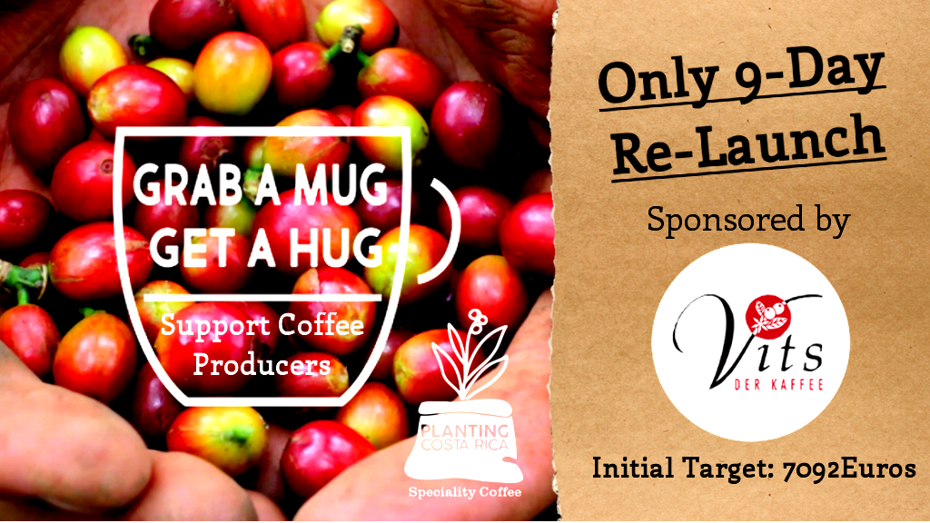 Re-Launch: Grab a Mug, Get a Hug (9 days) project video thumbnail