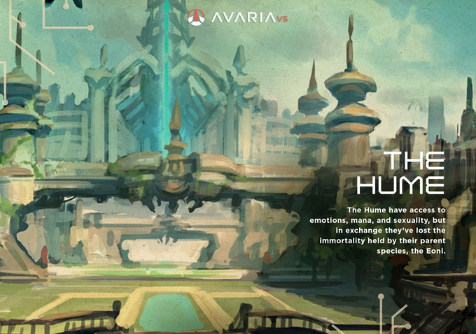 AVARIAvs - Ultrafast Competitive Turn-Based Battles by andrew linde