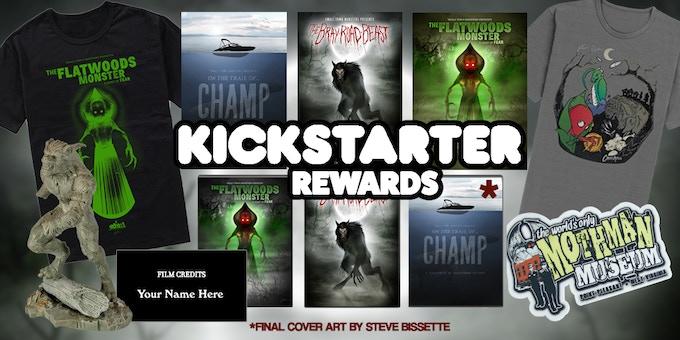 The Basic Kickstarter Rewards