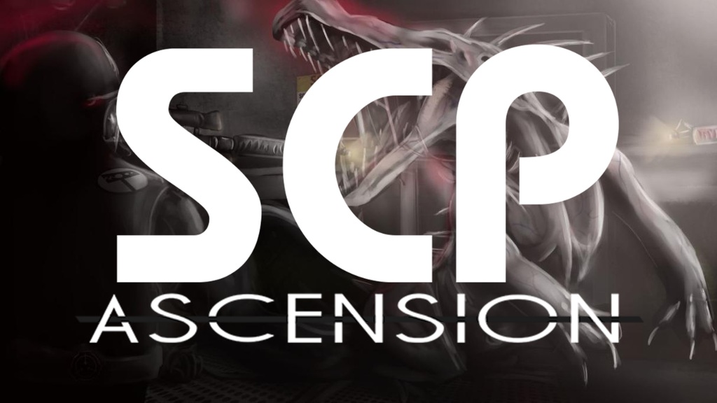 SCP: Ascension is a multiplayer FPS game based on the SCP Foundation. It will be reliant on real-time strategy and eldritch horror.
