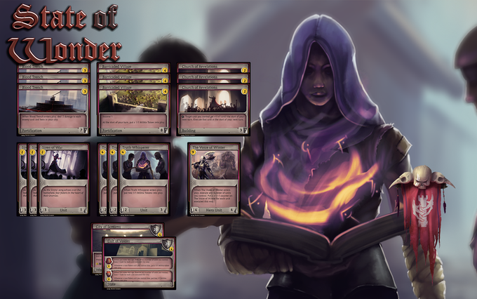Inside the Cult of Voices Expansion Deck