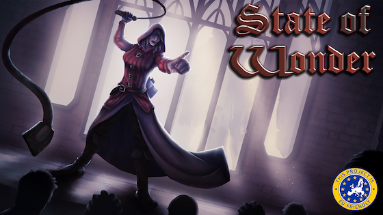 State of Wonder - A Card Game of Siege and State