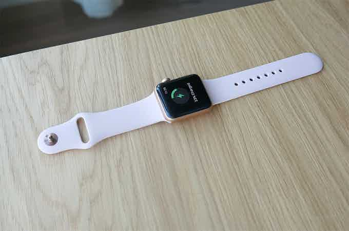 Surface Charge supports Apple Watch