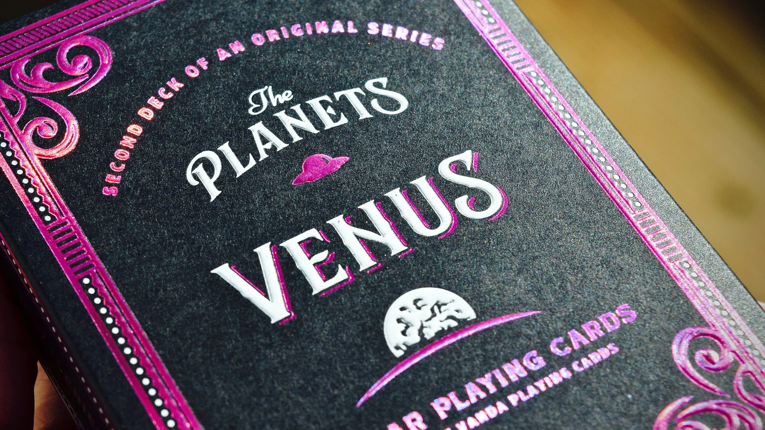 The Planets: Venus Playing Cards [2 of 8] is the top crowdfunding project launched today. The Planets: Venus Playing Cards [2 of 8] raised over $23661 from 556 backers. Other top projects include CORPUS: A Comic Anthology of Bodily Ailments, CARDISTRY NINJAS - KIWI - LIMITED EDITION PLAYING CARDS, Doggo Date Enamel Pins: Shibaes...