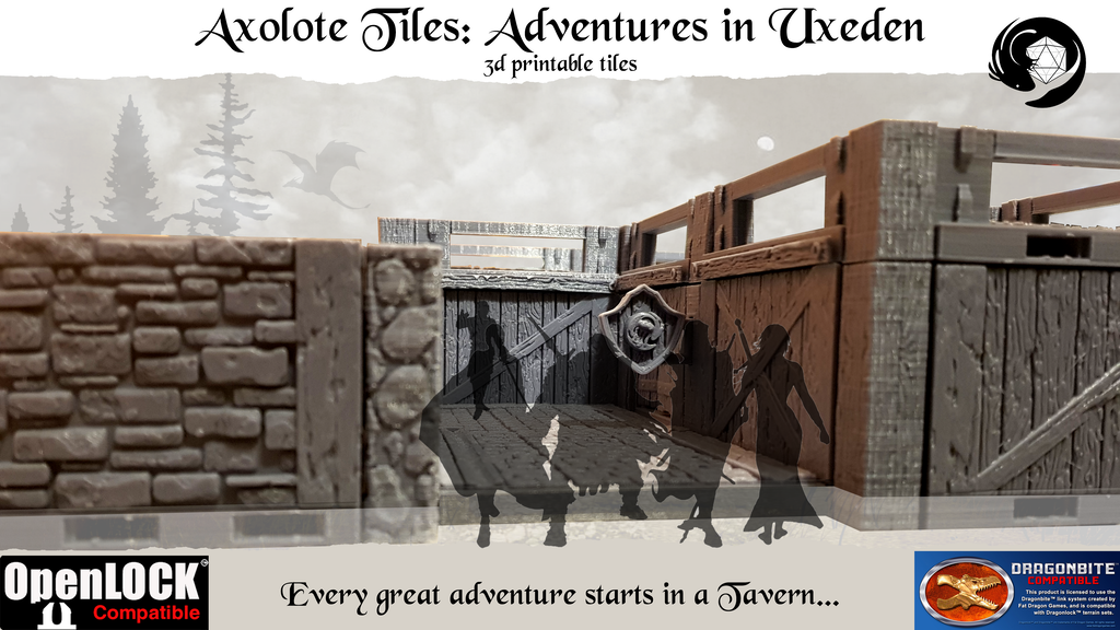 Axolote Tiles: Adventures in Uxeden project video thumbnail
