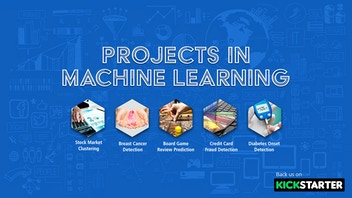 Learn Real World Machine Learning By Building Projects