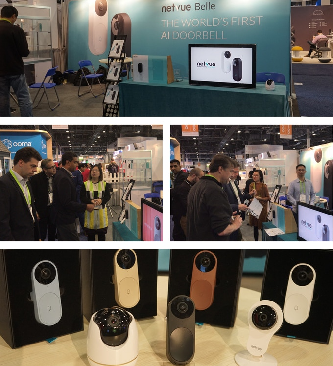 Netvue at CES 2018