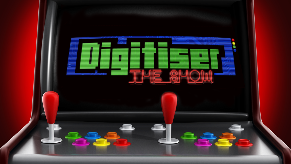 DIGITISER: THE SHOW - PROPER RETRO GAMING TV project video thumbnail
