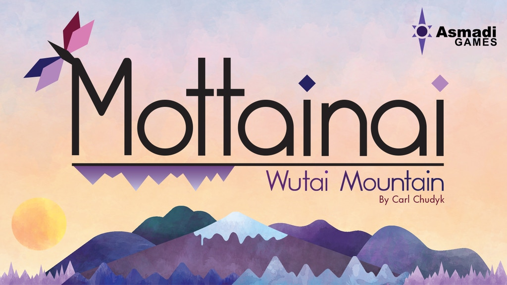 A brand new expansion for Carl Chudyk's Mottainai, containing 54 new works. Tuck cards under them with new and exciting mechanics!