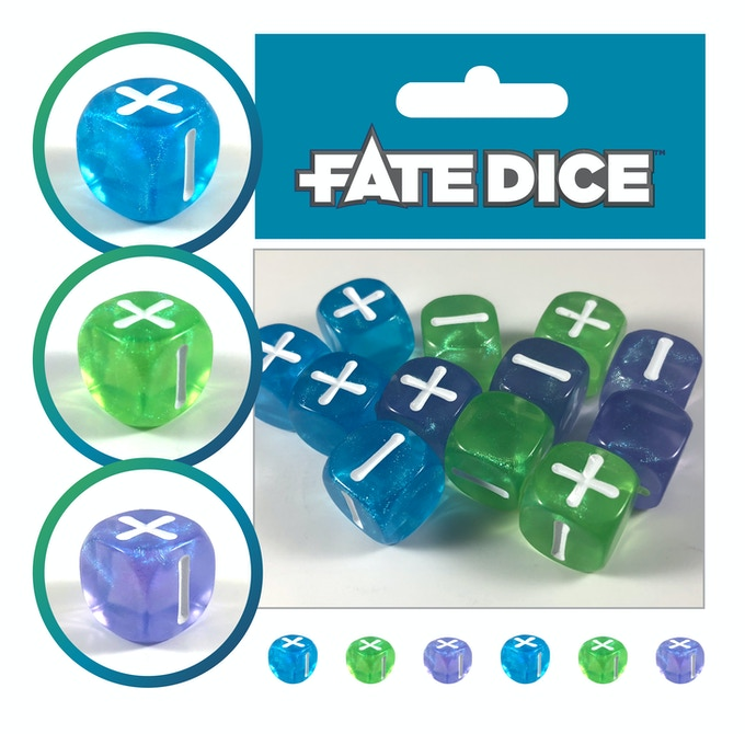 Accelerated Core Dice