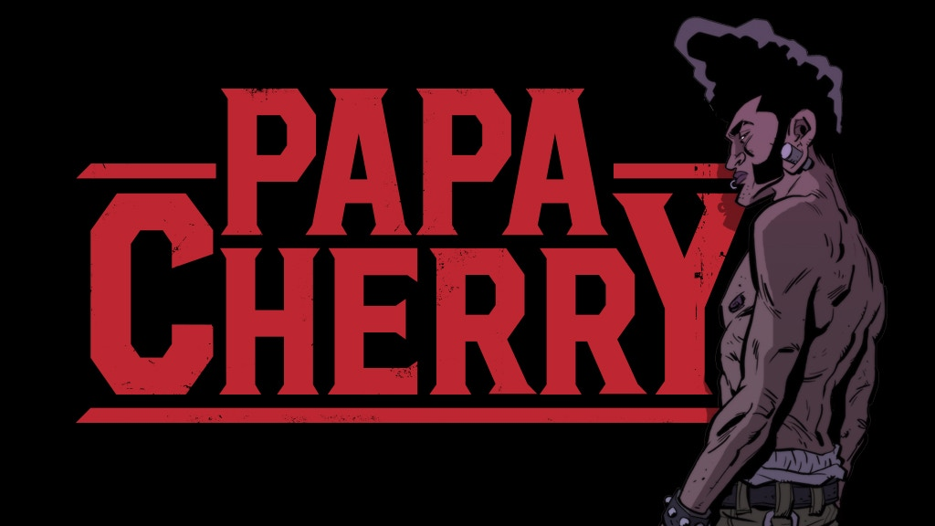 Papa Cherry Graphic Novel project video thumbnail