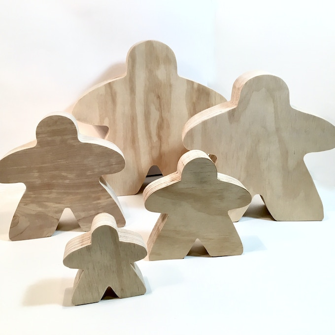 What will your meeple look like?