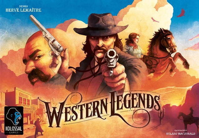 Western Legends by Kolossal Games — Kickstarter