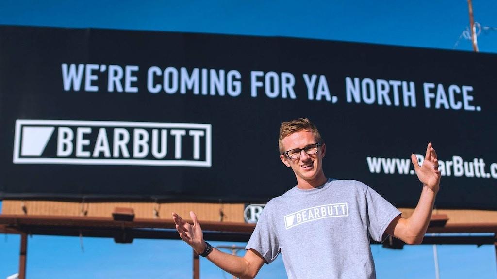 Miniature de la vidéo du projet Bear Butt Taking on North Face with USA Made Gear
