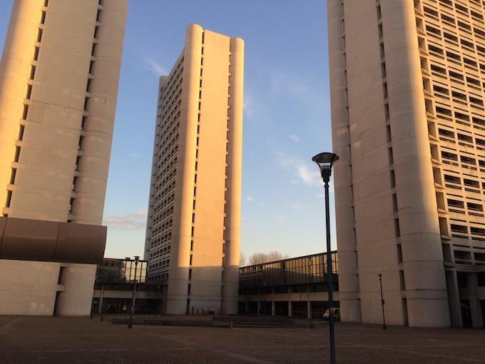our location: Piazza Renzo Imbeni, Bologna