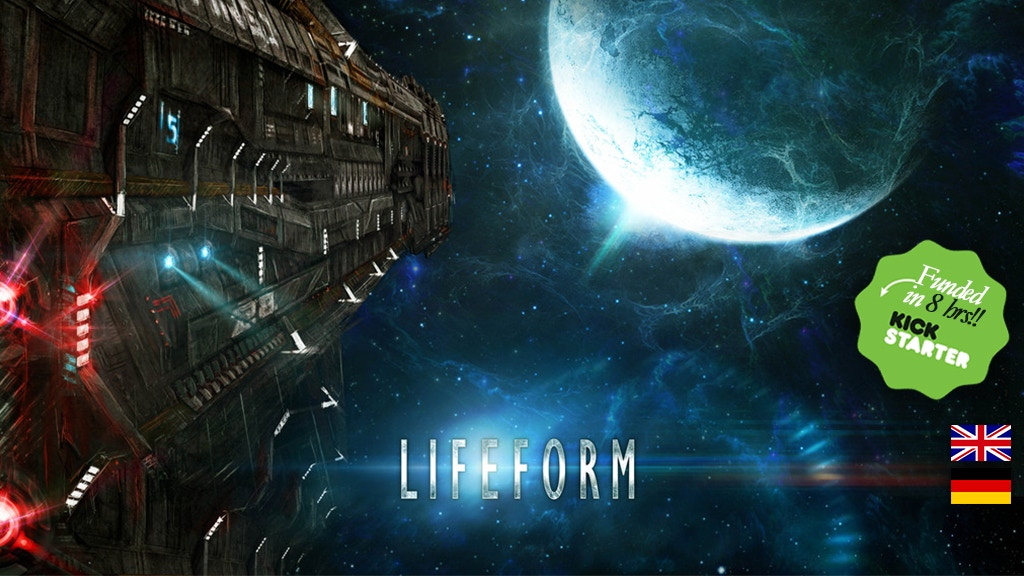Lifeform: The sci-fi horror board game for 1-4 players project video thumbnail