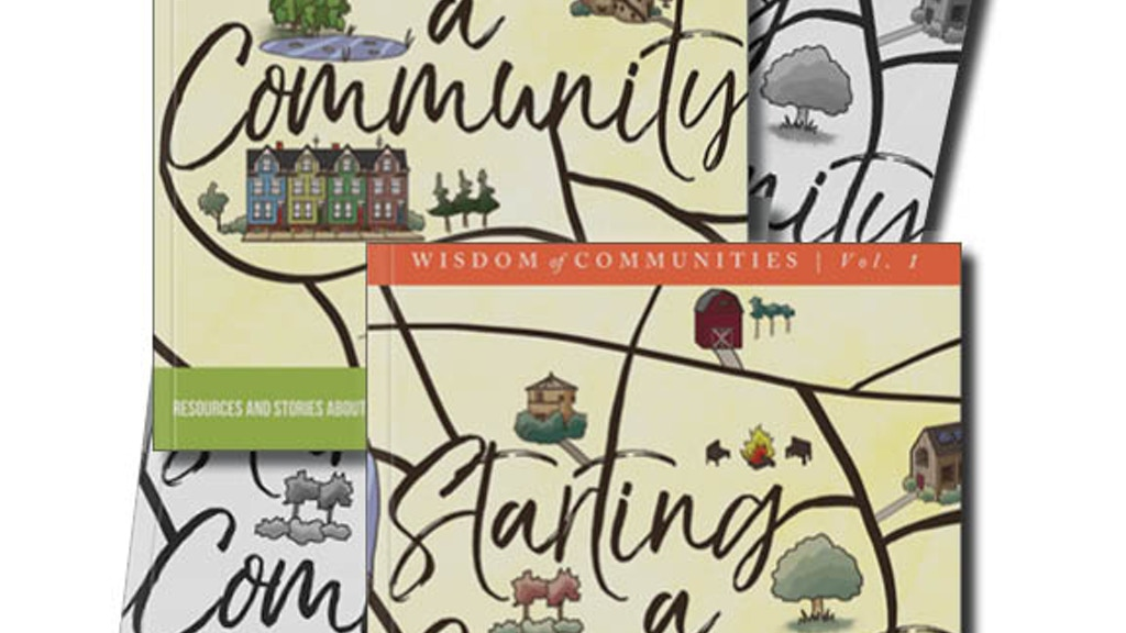 Discover the Wisdom of Communities - A 4 Volume Book Series! project video thumbnail