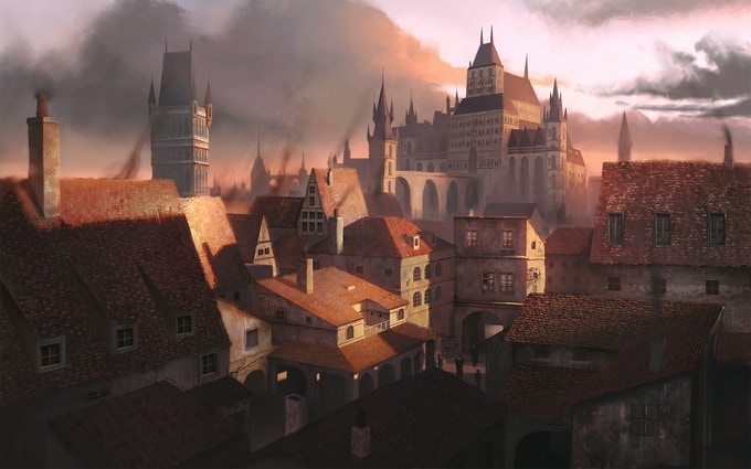 The Awesome City of Zobeck!
