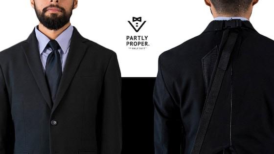 The Half Suit™