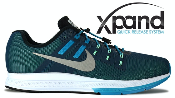Xpand Quick Release Lacing System