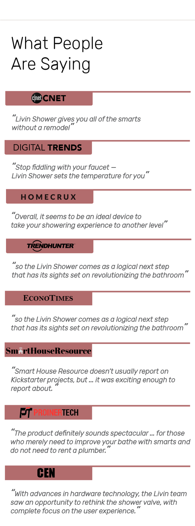 Livin shower redesigned in a smart way by livin kickstarter and inspirational lives we strive for making products and services that enrich peoples everyday water use in the living environment by practicing solutioingenieria Images