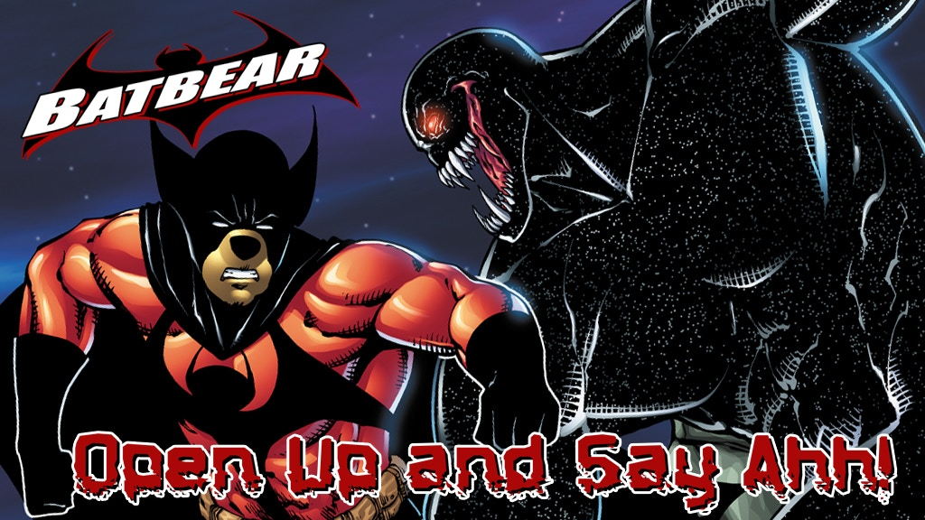 Batbear: Open Up and Say Ahh! project video thumbnail