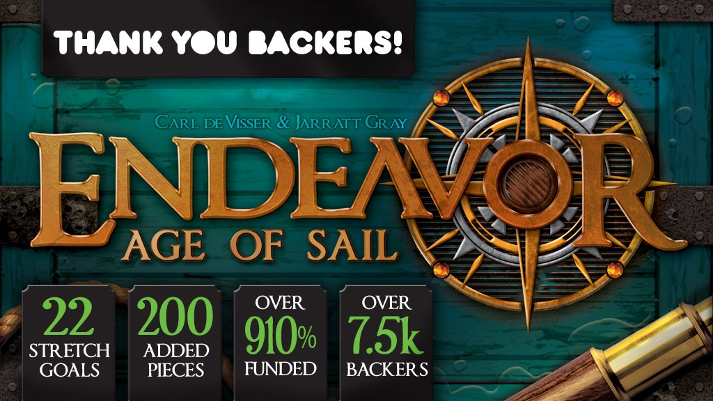 Endeavor: Age of Sail project video thumbnail
