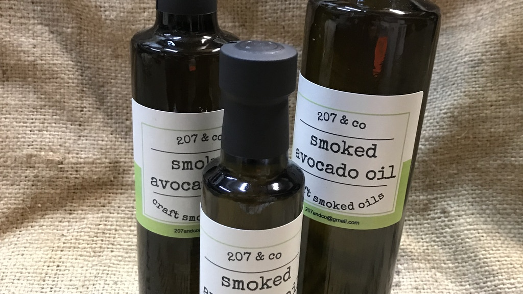 Project image for Bring smoked avocado oil to market