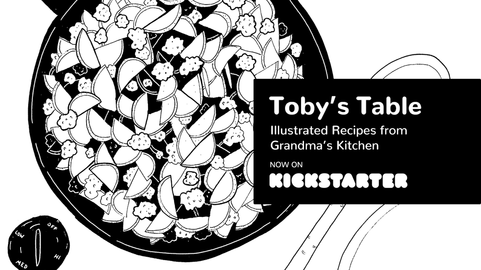Toby\'s Table: Illustrated Recipes from Grandma\'s Kitchen by Kristina ...